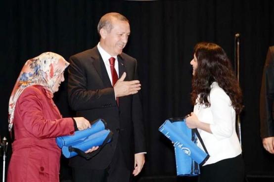 Başbakan Erdoğan Trabzon'da
