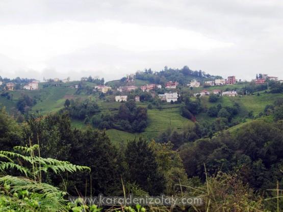 Köşklü köyü - İyidere/Rize