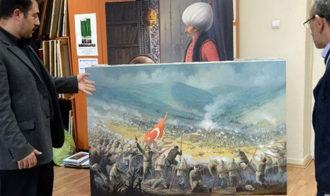 Trabzon Sultan Murat yaylası Osmanlı-Rus