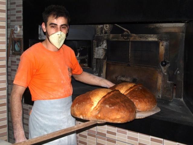 Trabzon Ekmeği emek ister