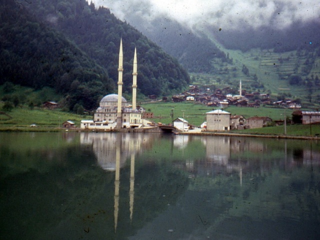 Uzungöl'ün has hali,