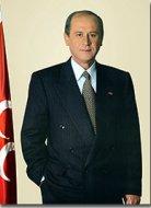 Dr.Devlet Bahçeli (MHP Genel Başkanı)