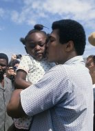Muhammed Ali -  (Cassius Marcellus Clay Jr.)