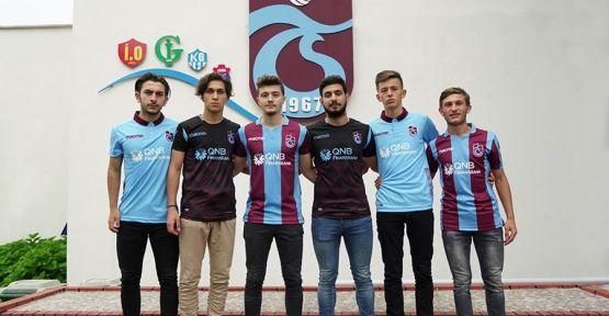 Trabzonspor'da Profesyonel sözleşme