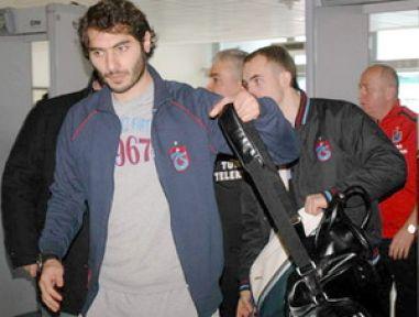 Trabzonspor'un erzağına el kondu