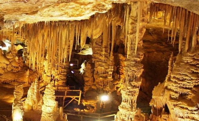 Karaca mağarası,kendini yeniledi!