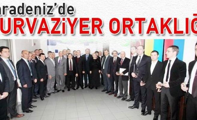Karadeniz'de  Kurvaziyer ortaklığı