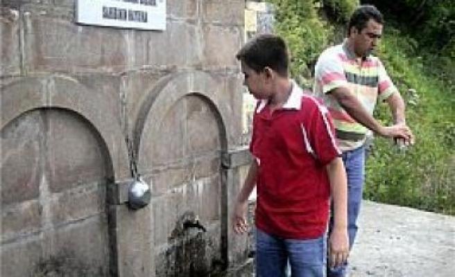 Su Hayat, Çeşmeler, Hayrattır Karadeniz' de..
