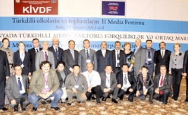 Türk medya platformu kuruldu