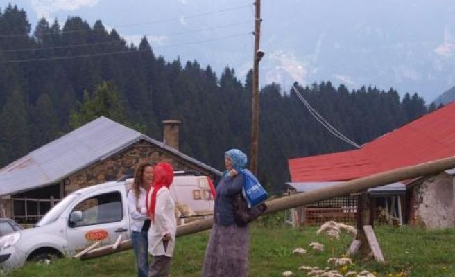 Türkiye'nin en temiz köyü seçildi