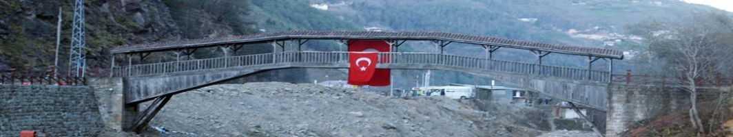 Hapsiyaş köprüsü'nden Uzungöl'e