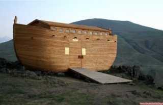 Ağrı Bildirgesi ve Nuh'un gemisi