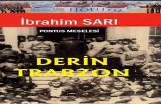 """""""Derin Trabzon""""un kitabı çıktı"""