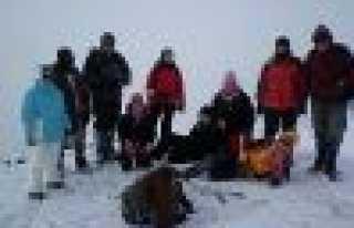 On dağcıyı ölüme götüren neden erime