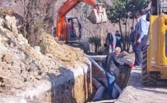 Sürmene ve Araklı'ya Horyan suyu