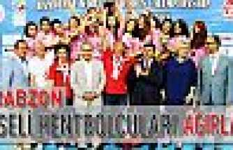 Trabzon, Liseli Hentbolcuları ağırladı