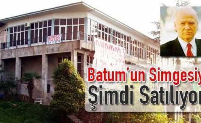 Batum'un simgesiydi, şimdi satılıyor!