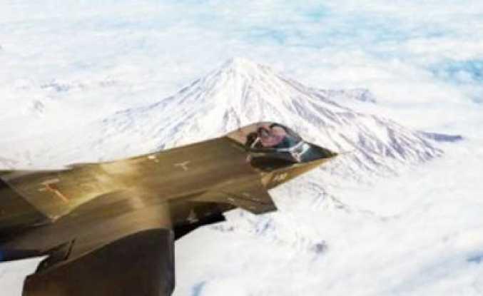 İran, uçağının hedefi neresi?