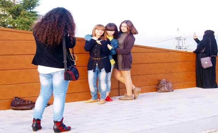 Batum'un kızları ve kadınlar!