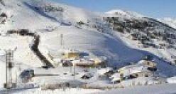 Zigana dağında  kayak keyfi