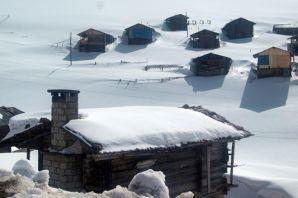 Şavşat Karagöl'ün Beyaz hali