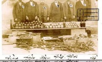 TSK Belgelerinde, Ermeni sorunu