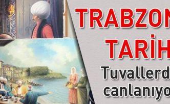 Tuvallerde Trabzon Tarihini anlatıyor